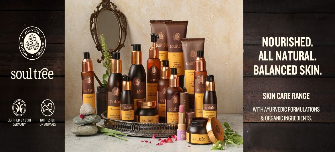 Natural Beauty Care Products from SoulTree in 2020
