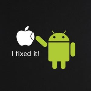 Appel vs Android
