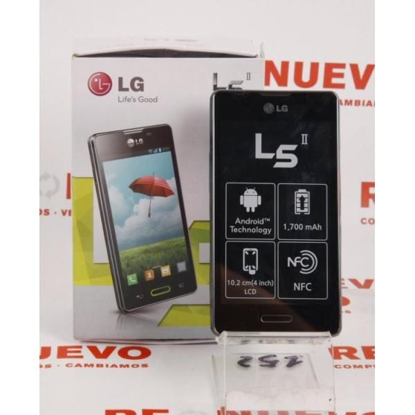 #Smartphone #LG OPTIMUS L5 II #LG-E460 Vodafone E265128 de segunda mano #segundamano