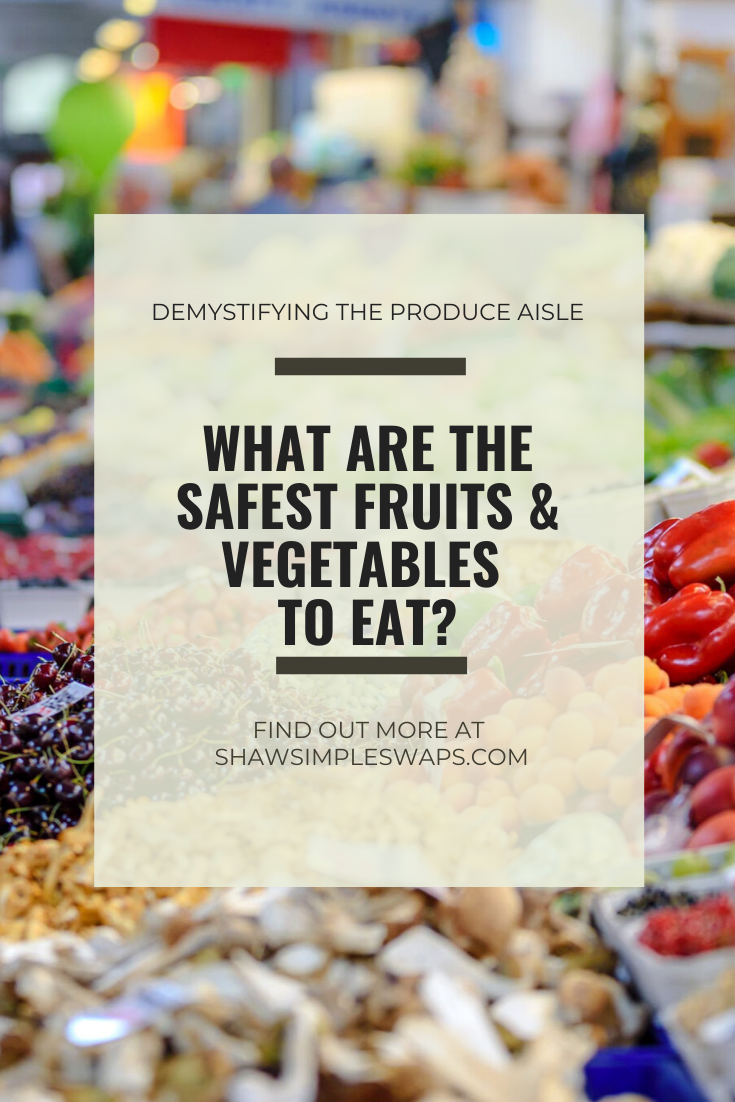 Demystifying the Produce Aisle What Fruits & Veggies are