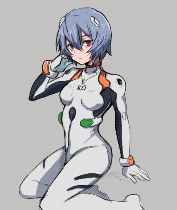 Rei Ayanami By Gurepyon Evangelion Evangelion Neon Genesis Evangelion Evangelion Art