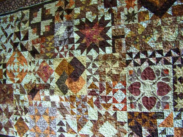 quilt by Vickismith1969