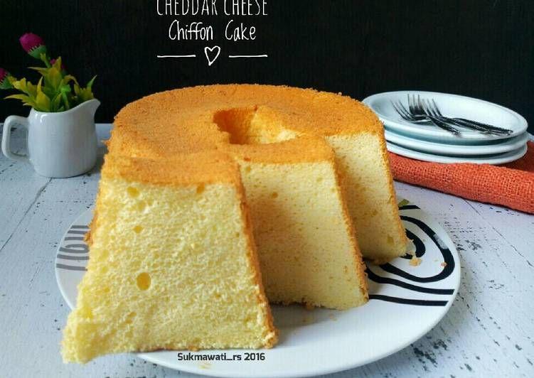 Pin Di Chiffon Cake