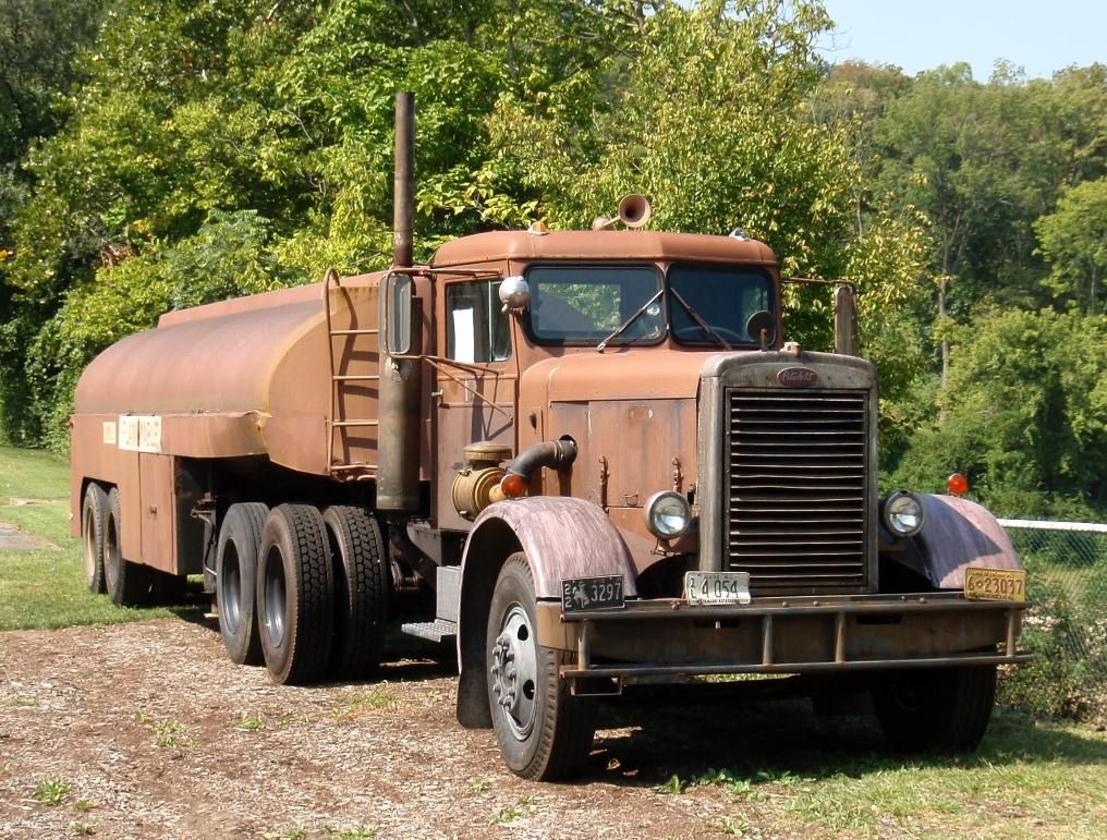 kw from the movie quotduelquot starring dennis weaver trucks