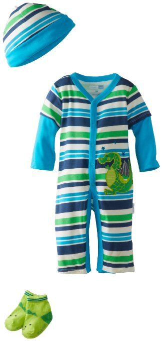 0b3aa16c1187 Amazon.com  Vitamins Baby Boys Newborn Dragons  Clothing
