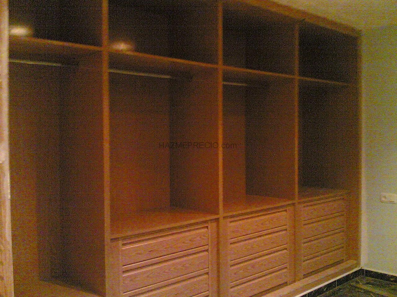 armario empotrado
