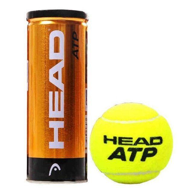 3pcs Tube Head Atp Tennis Balls Official Tennis Ball Of The London Master Tennis Balls