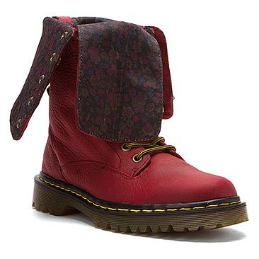 Dr Martens Aleina 14-Tie Boot found at #OnlineShoes