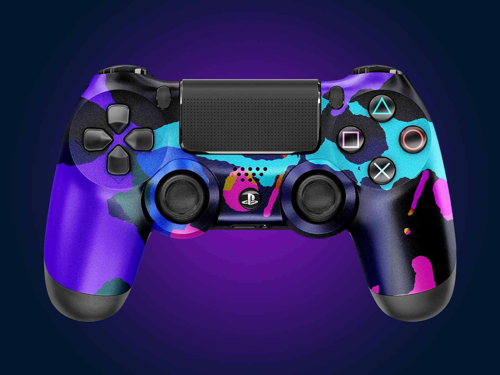 Mix It Up Ps4 controller, Snowboard design, Ps4