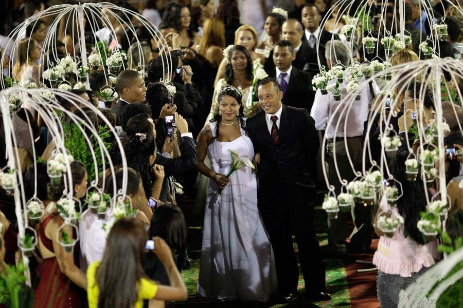 Here We Talk About The Brazilian Wedding Traditions In Front Of You