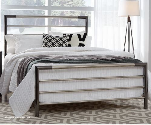 Cherwell Panel Bed