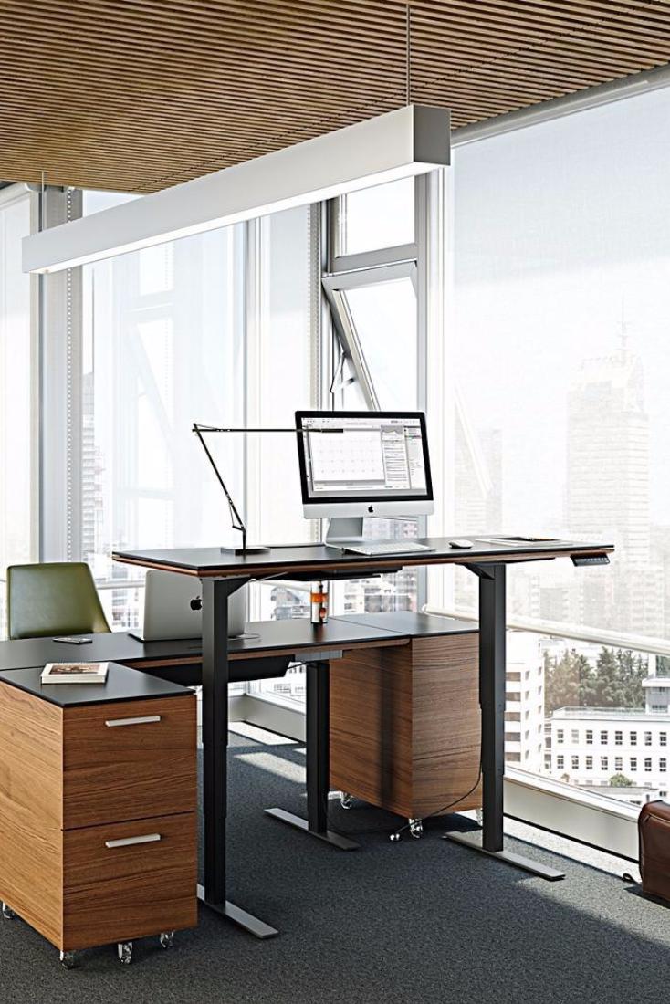 Sequel Lift Standing Desk With Images Standing Desk Desk Design