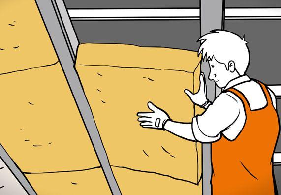 Dach dämmen Schritt für Schritt Dach dämmen, Dämmung