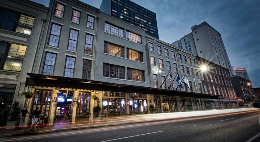 77 Hotel Chandlery New Orleans Located In The Warehouse And Arts