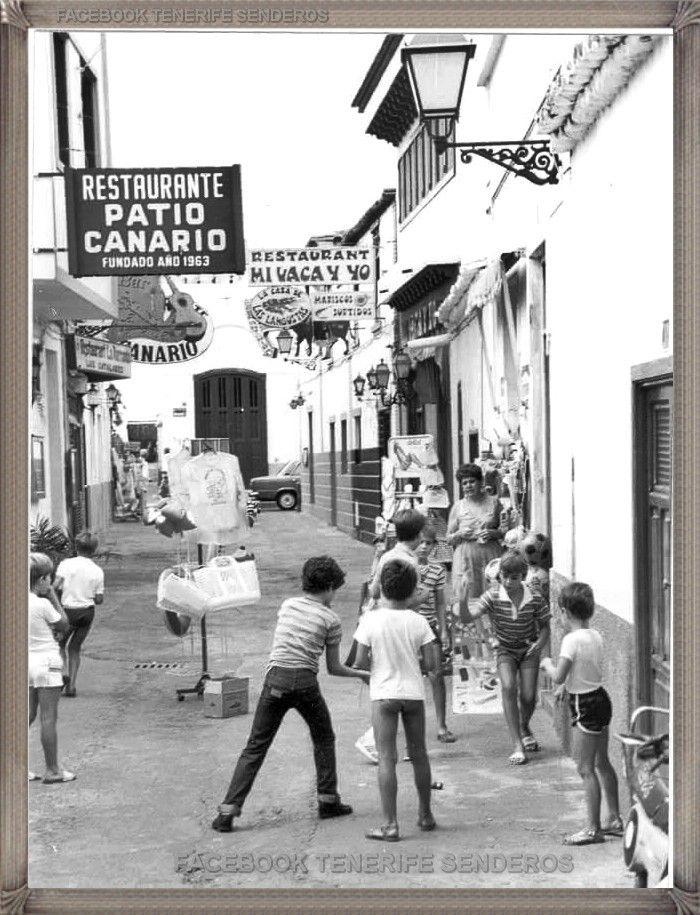 Puerto La Cruz La Ranilla Año 1969 Canariasantigua Blancoynegro Fotosdelpasado Fotosdelrecuerdo Recue Tenerife Fotos Fotos Antiguas Puerto De La Cruz