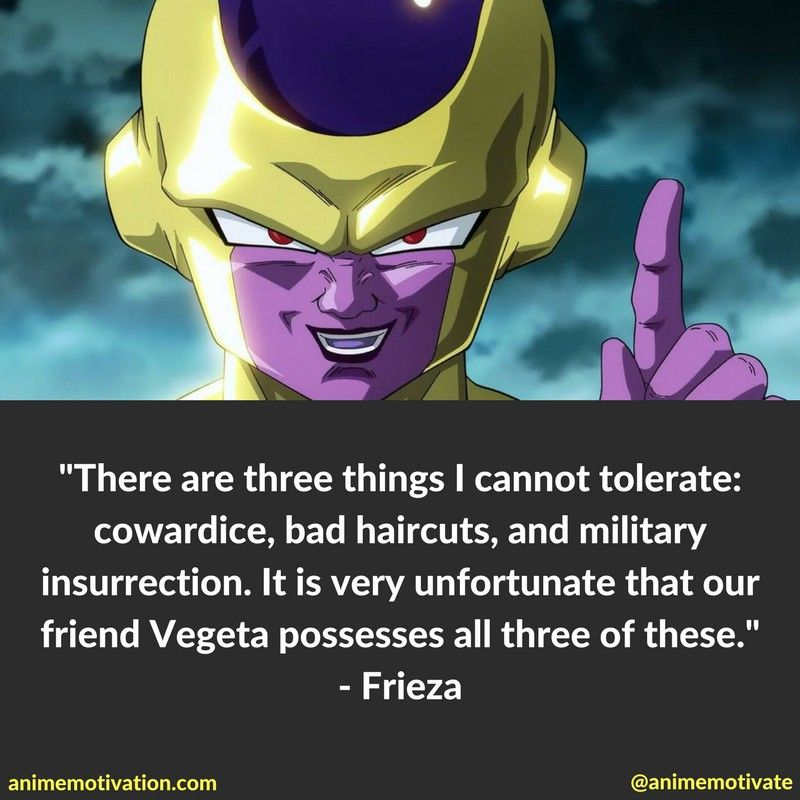 Frieza Anime Quotes Funny Anime Quotes Funny New Beginning Quotes Anime Quotes