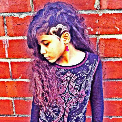 Youngmera S Blog Shaved Hair Designs Cool Hairstyles Hair Styles
