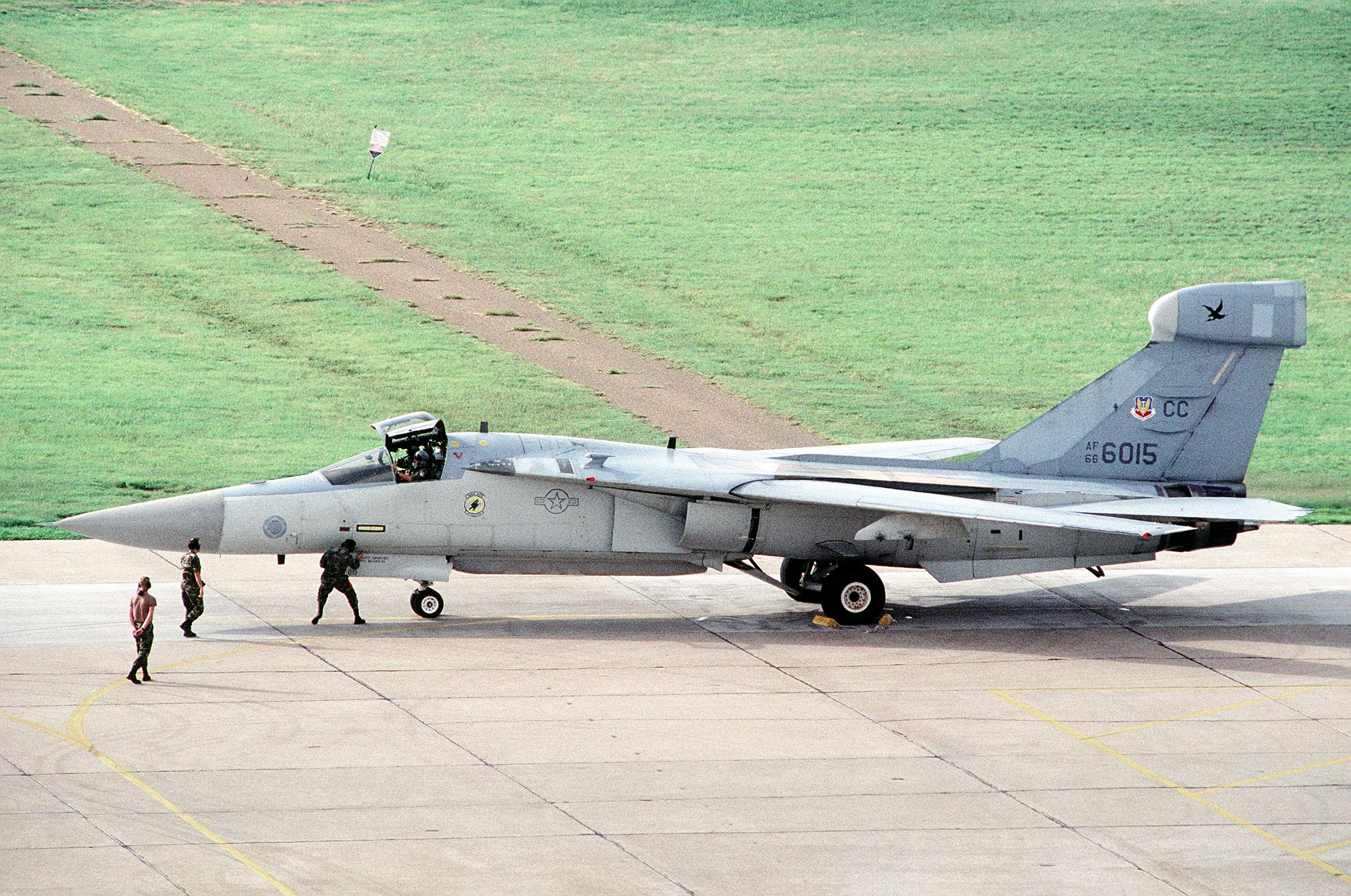 EF111A Raven, arguably the sexiest of all Aardvarks