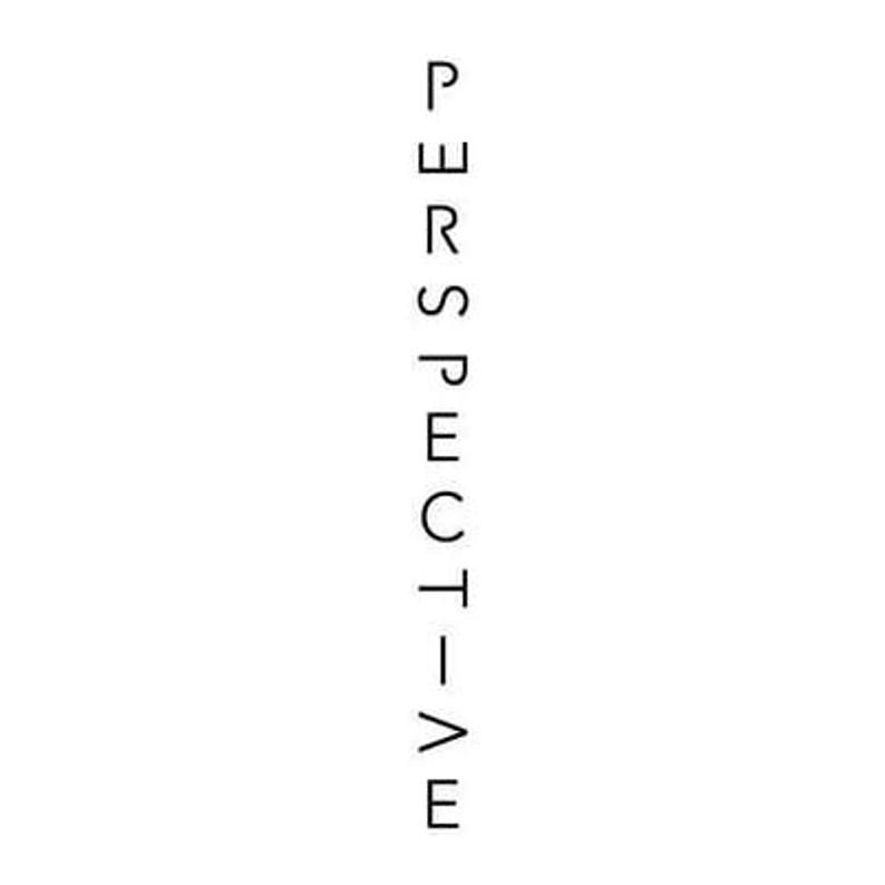 Perspective Temporary Tattoo