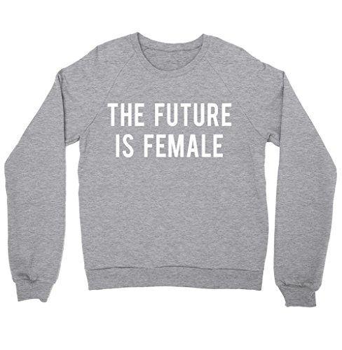 The Future is Female Shirt Crewneck Sweatshirt Feminist Wave https://www.amazon.com/dp/B01M1KMMCT/ref=cm_sw_r_pi_dp_x_FsEiyb0Y438NK
