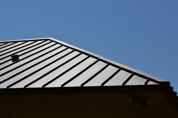 This Kendall Fl Roof Just Received An Exquisite Standing