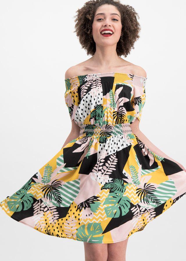 metropolitan magic dress, urban jungle, Kleider, Gelb ...