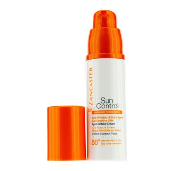 Sun Control Eye Contour Cream SPF 50+ 15ml: A high-protection anti-aging sunscreen for eyes.. Features a lightweight non-greasy texture. - Only 23.95€ EUR from Cosmetics Now