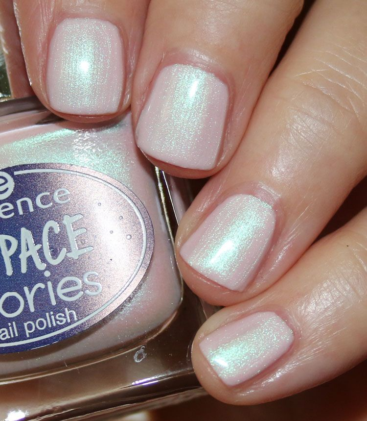 Essence Gel Nail Polish Space Queen: Essence Outta Space Is The Place