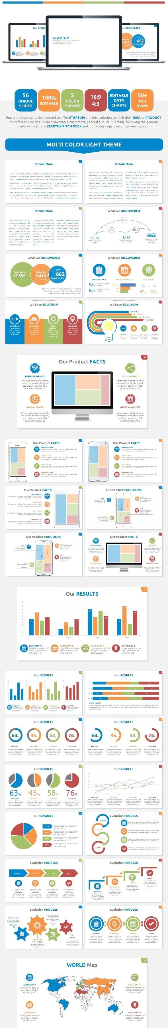 beautiful, blue, business, charts, company, corporate, creative, Ubuntu Presentation Template, Presentation templates