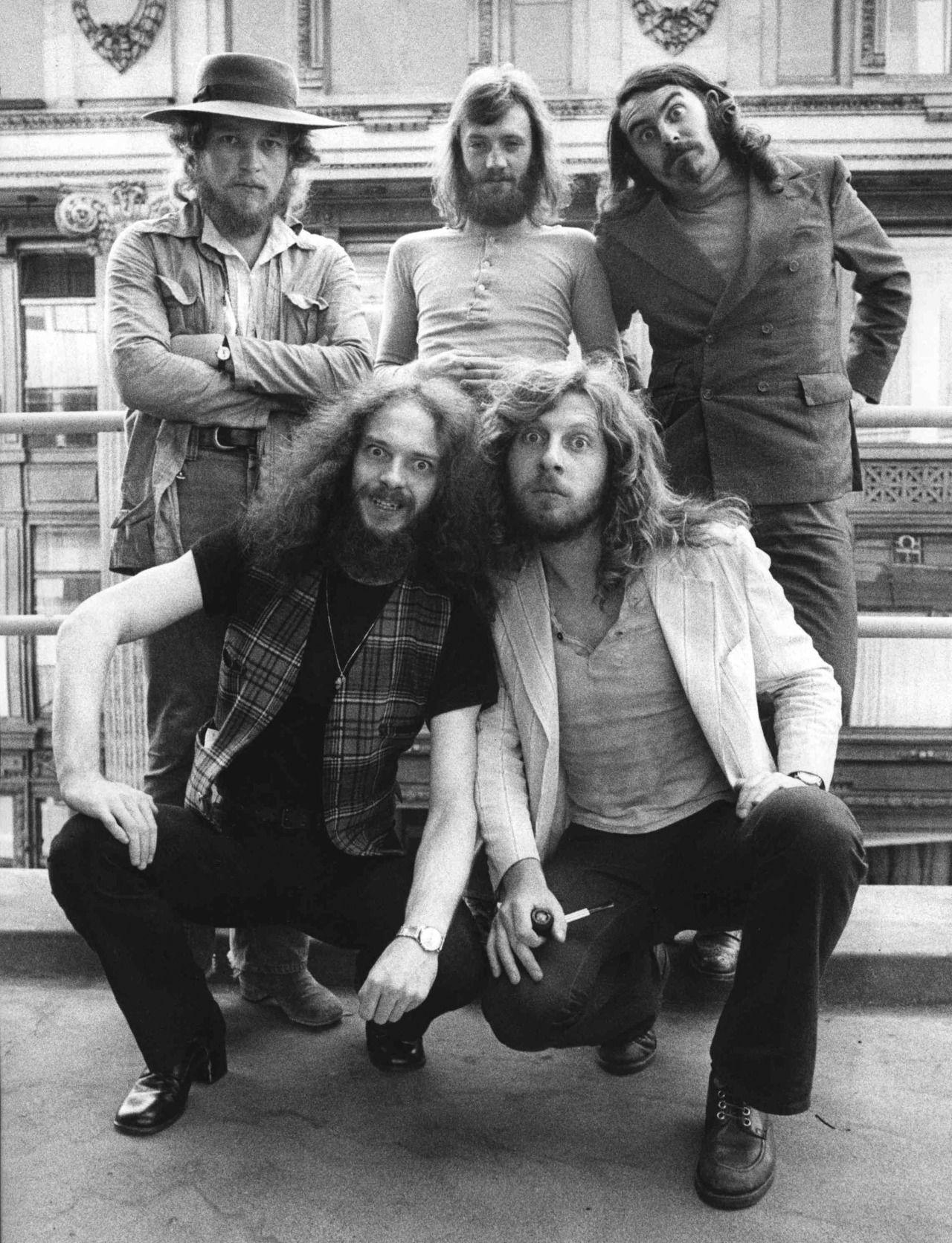 Jethro Tull - Ian Anderson