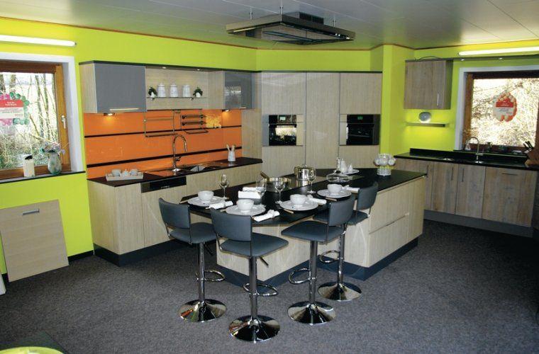 Fabricant Cuisine Equipee Sur Mesure Belgique Martibel