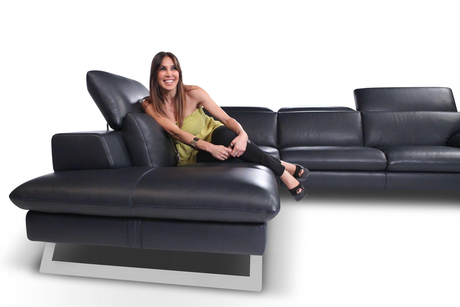 Zuma Nicoletti Home Sofa Italian Furniture Couch