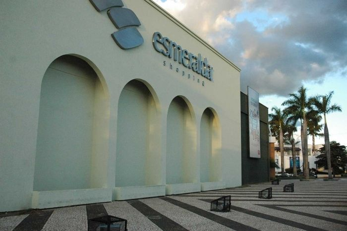 Esmeralda Shopping - Marília (SP)