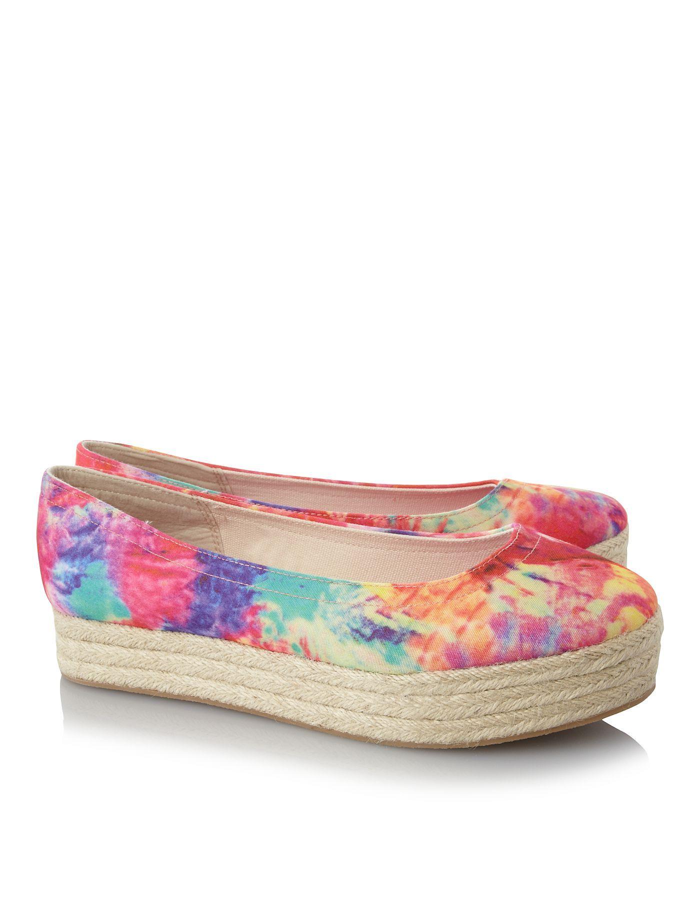 085ac57f0d Platform Canvas Shoe