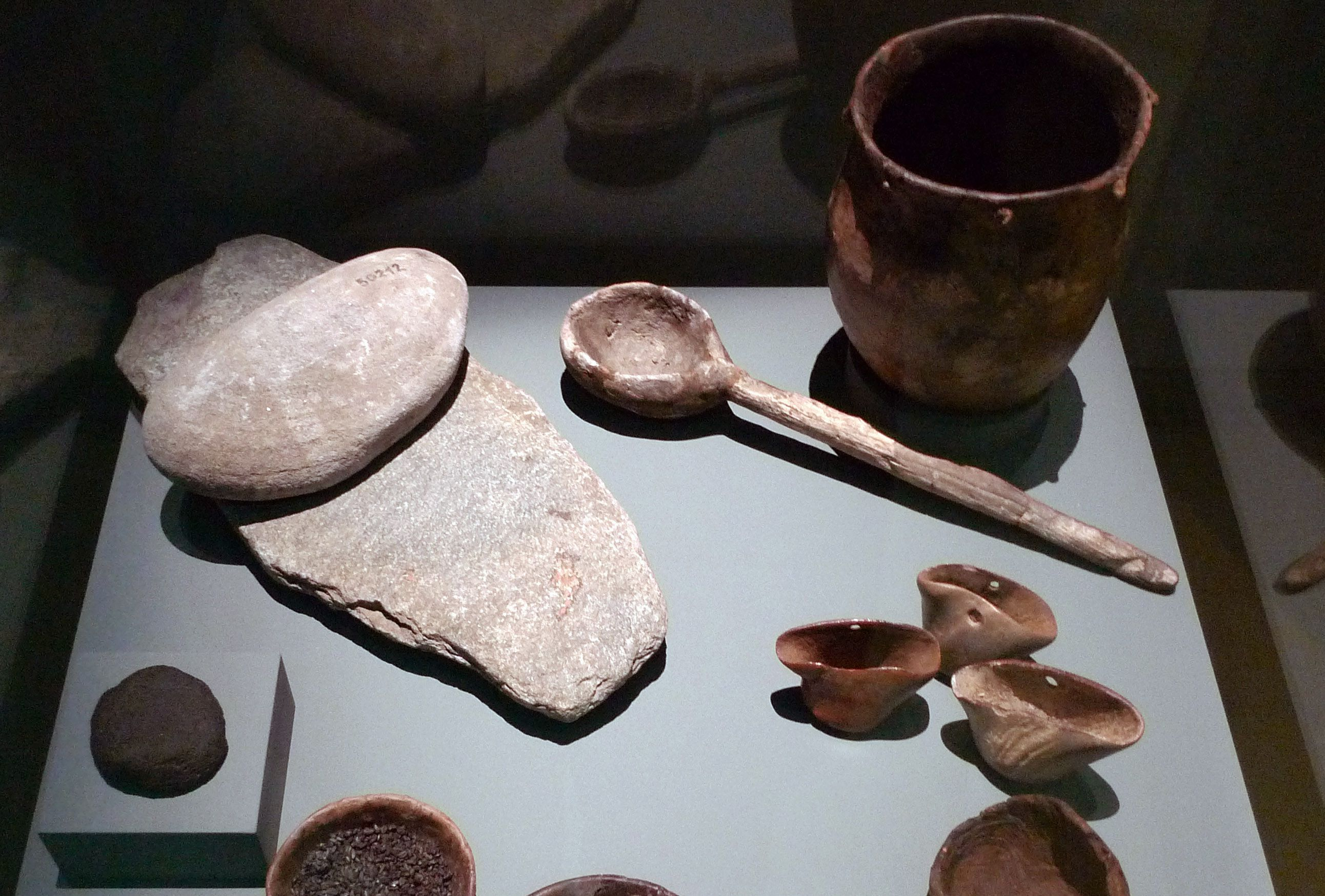 Ancient Cooking Pots Reveal Gradual Transition To