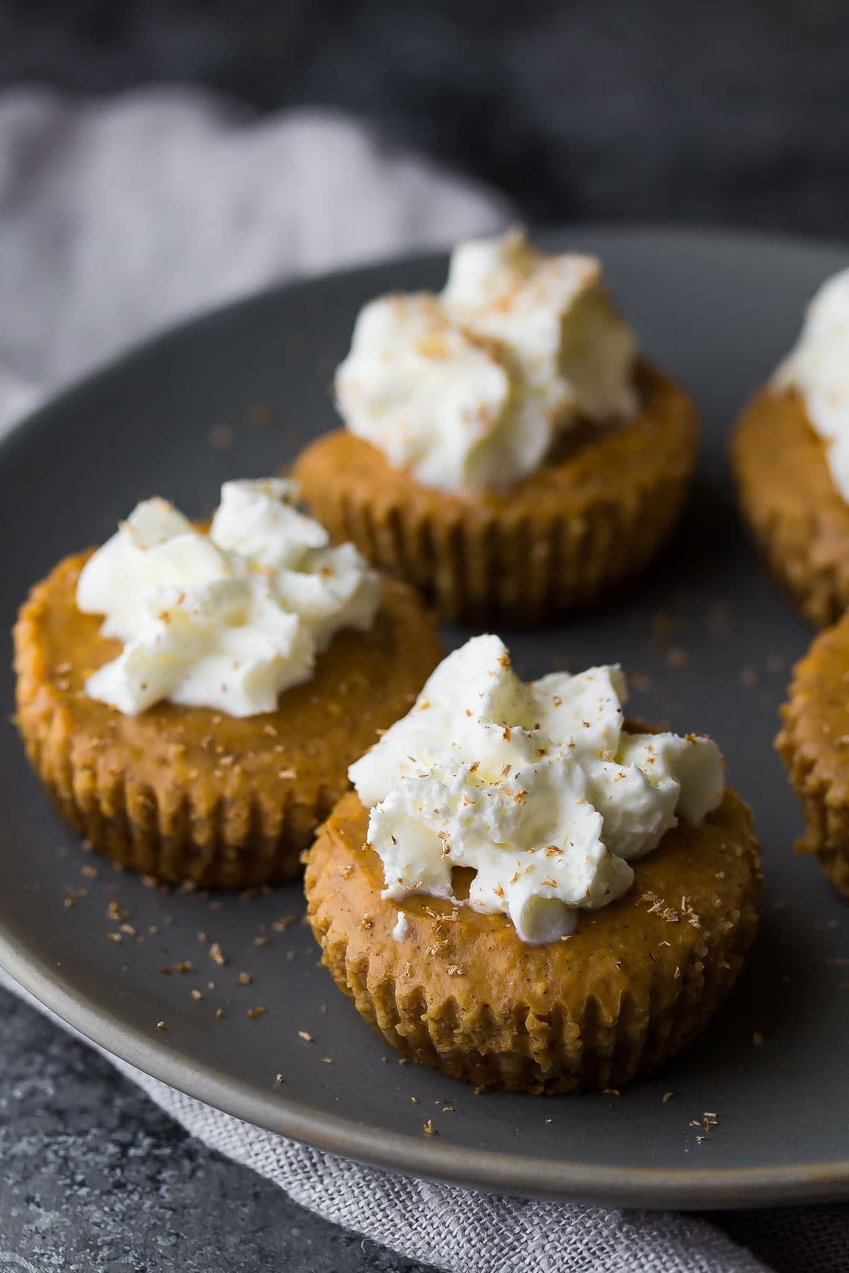 Ww Pumpkin Cheesecake Recipe