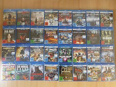 Mega Große 3D Blu Ray Sammlung 50 Filme auf 32 Blu Rays ***Neu