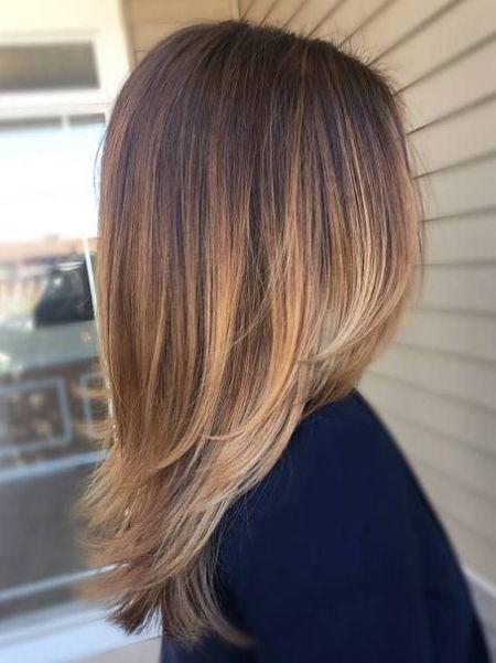 40 Hairstyles For Medium Length Hair 2018 Medium Length