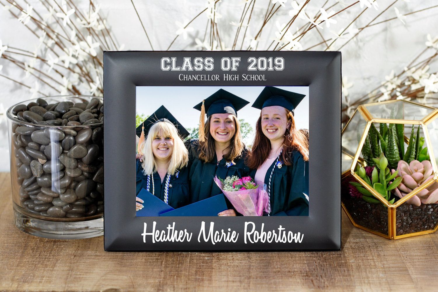 Graduation Gift    4x6 Photo Picture Frame  NEW