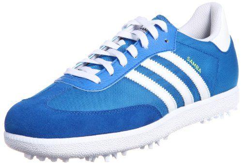 zapatos de golf adidas samba