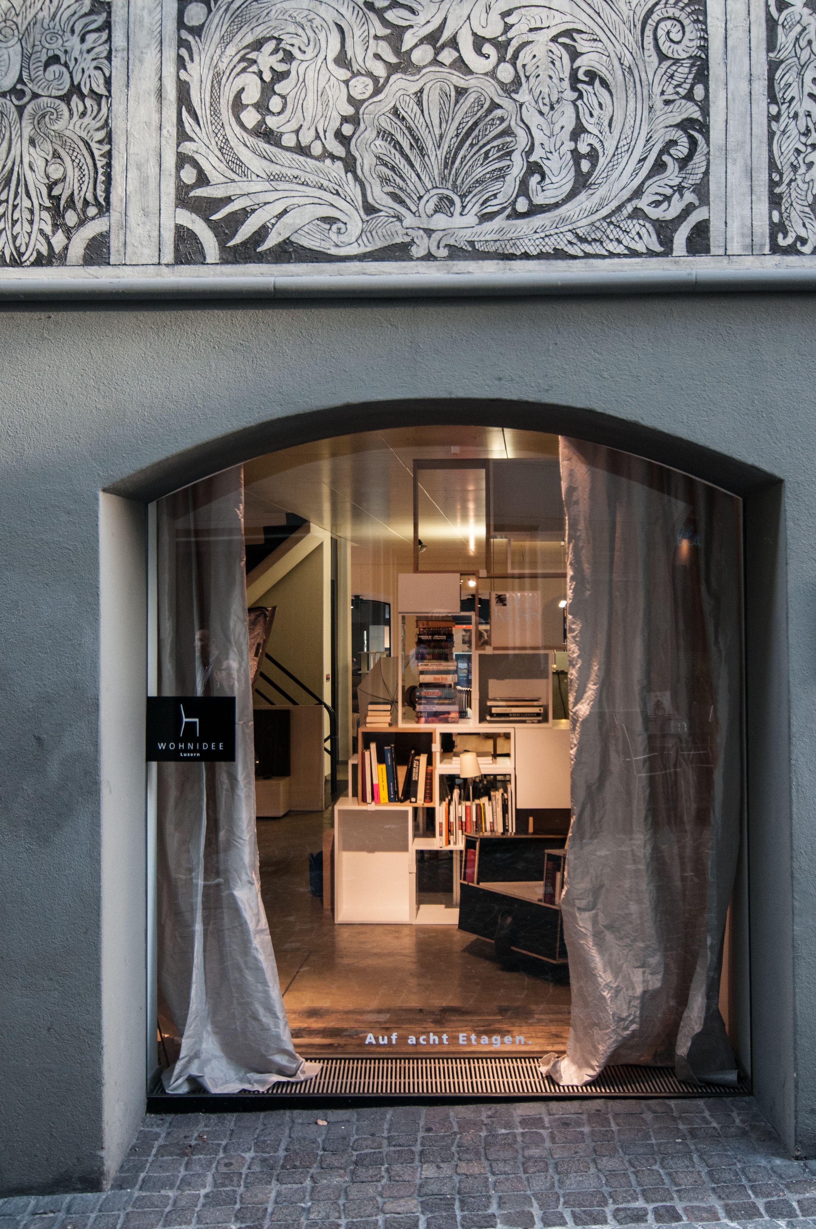 Wohnideen Luzern wohnidee luzern store fronts market places store