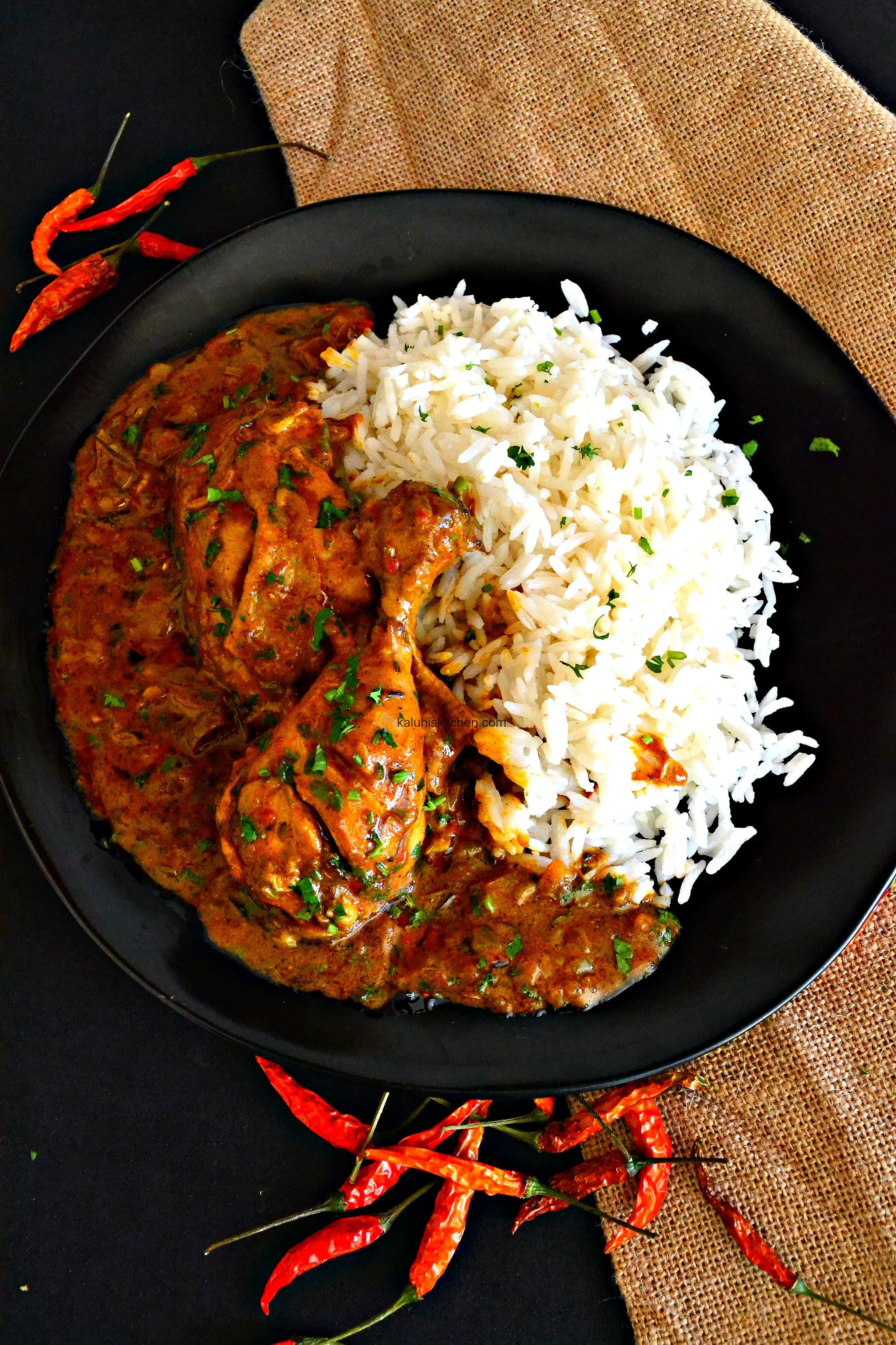 Chicken Curry | A CHICKEN | Pinterest | indische Rezepte, Indische ...
