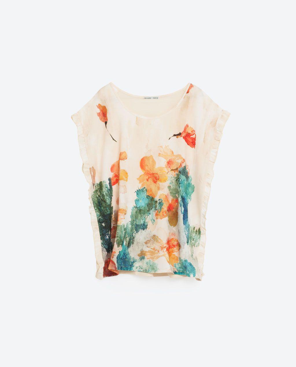 Diy Watercolor Sweatshirt Id Like It In Sky Print With Images