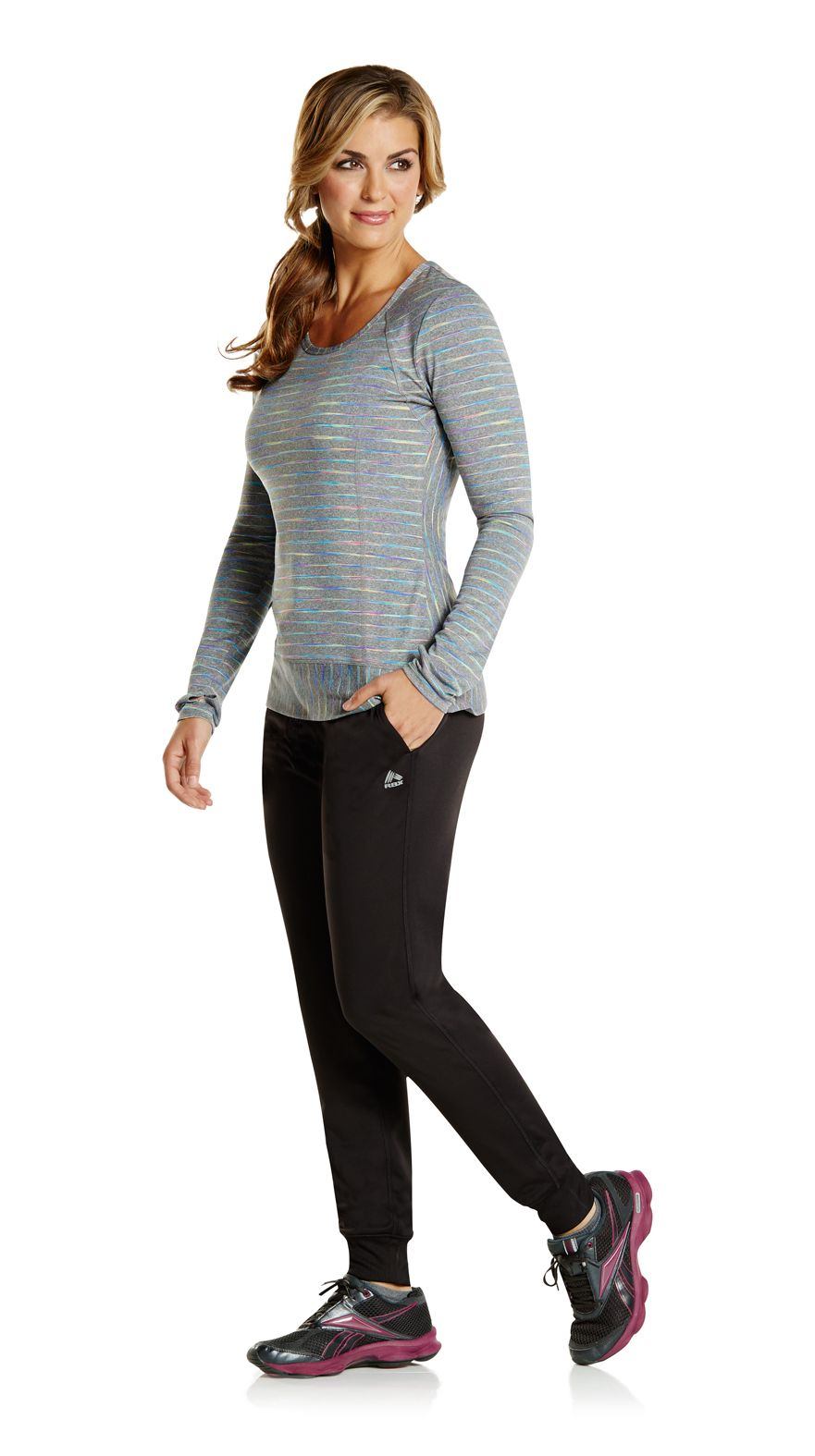 Brand name athletic wear for women, at great prices