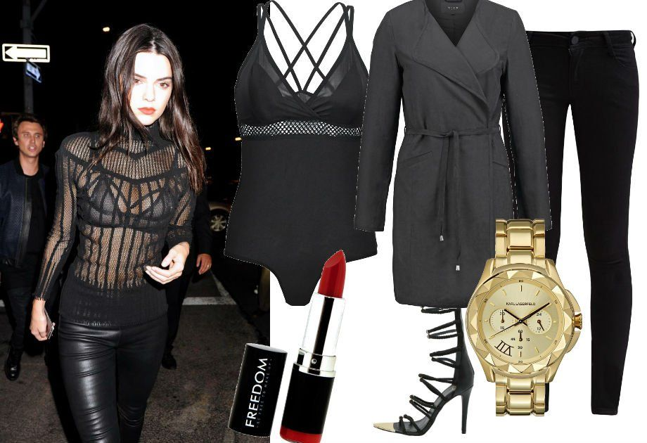 Ubierz Sie Jak Kendall Jenner Fashion Kendall Jenner Kendall
