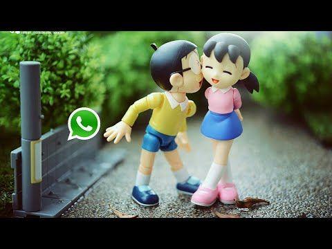 30 second whatsapp status love | Doraemon & Nobita | Cartoon whatsapp status