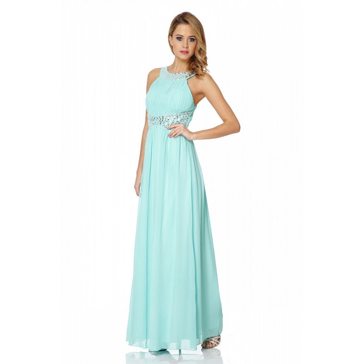 Quiz aqua chiffon beaded maxi dress at debenhams wedding maxi dresses ombrellifo Choice Image