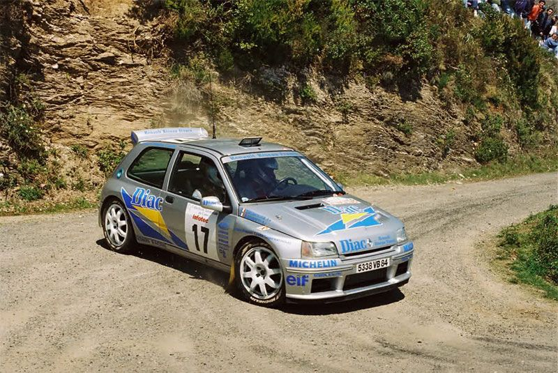 Http://allracingcars.com/renault-clio-williams-maxi