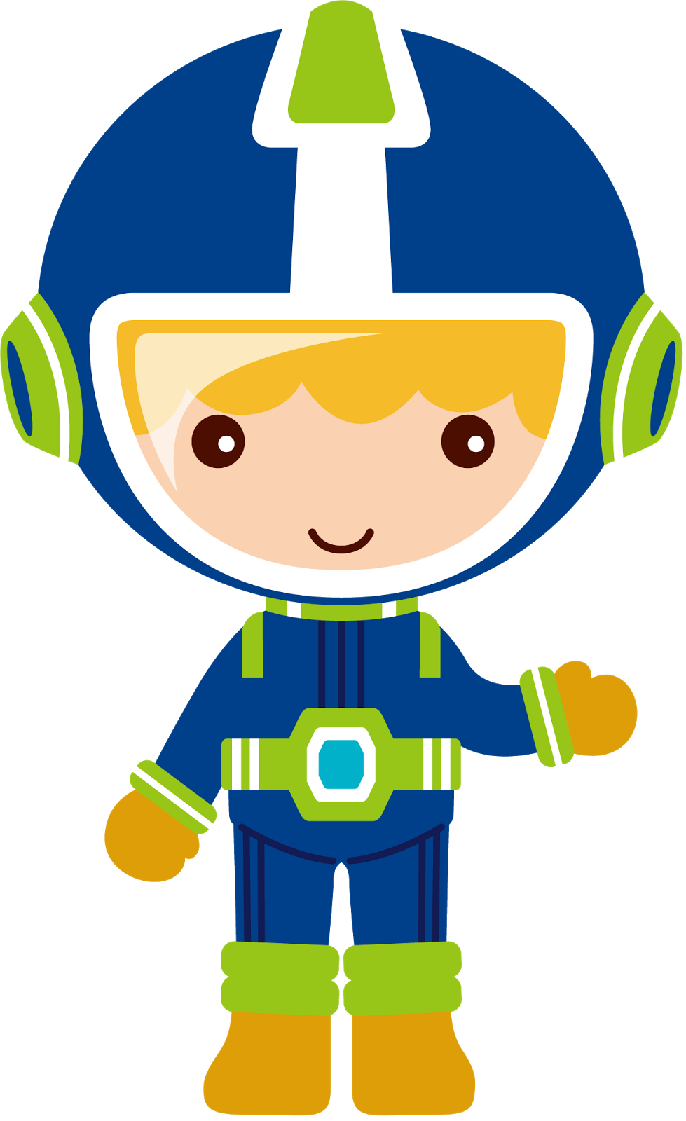astronauts in space clipart - photo #25