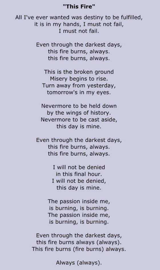 This Fire Lyrics Killswitch Engage Fire Lyrics Killswitch Engage Band Quotes